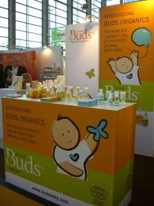 Buds Everyday Organics brings the rest of the range to BioFach Vivaness